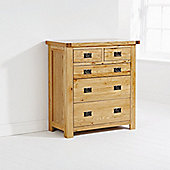 Elements Java Georgia 2 Over 3 Drawer Chest