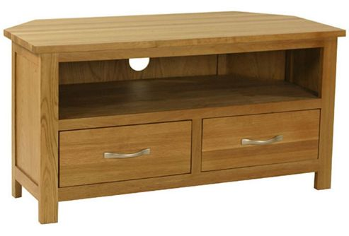 Kelburn Furniture Essentials Corner TV Stand