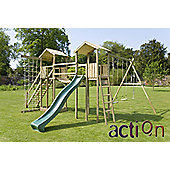Monmouth Twin Climbing Frame
