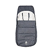 Easywalker Mosey Footmuff - Berlin Grey