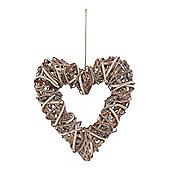 Twig Heart Wall Art