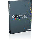 Microsoft Office Mac Home and Business 2011