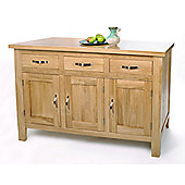 Shankar Enterprises Oaken Extra Large Sideboard