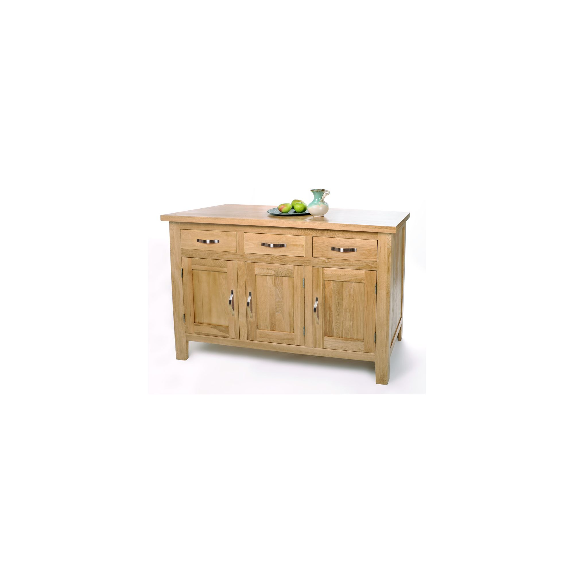 Shankar Enterprises Oaken Extra Large Sideboard at Tescos Direct