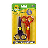 Crayola Plastic Scissors (Pack of 2)