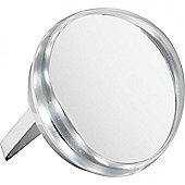 Sanwood Kate Wall / Table Mirror in White and Transparent with Suction Cups