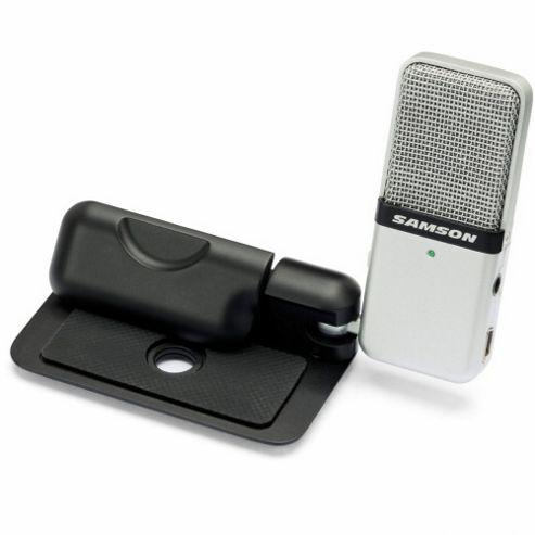 Samson GoMic Portable USB Condenser Microphone