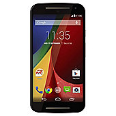 Tesco Mobile Motorola Moto G™ (2nd Generation) +4G Black