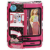 Barbie fashionistas Ultimate Closet Pink