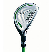 John Letters Juniors Swingmaster Oversize Hybrid in Green Golf Club 5-8 Year Old Right Hand