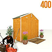 BillyOh 400 3 x 7 Windowless Overlap Apex Shed