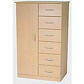 Welcome Furniture Avon Child's Wardrobe - Beech