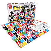 Block Tech Blocks 'n Ladders Ultimate Building Board Game