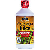 Aloe Vera Juice Cranberry Flavoured