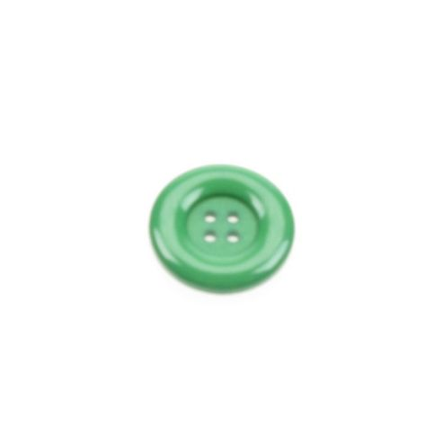 Dill Buttons 23mm Round - Green