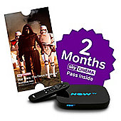 NOW TV Smart Box with Freeview and 2 Month Cinema