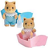 Fox Baby - Sylvanian Families Figures 5075