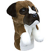 Daphne Mens Dog Driver Headcover (Various) in Bassett Hound