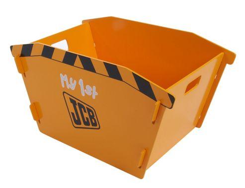 Kidsaw JCB Digger Skip Toybox