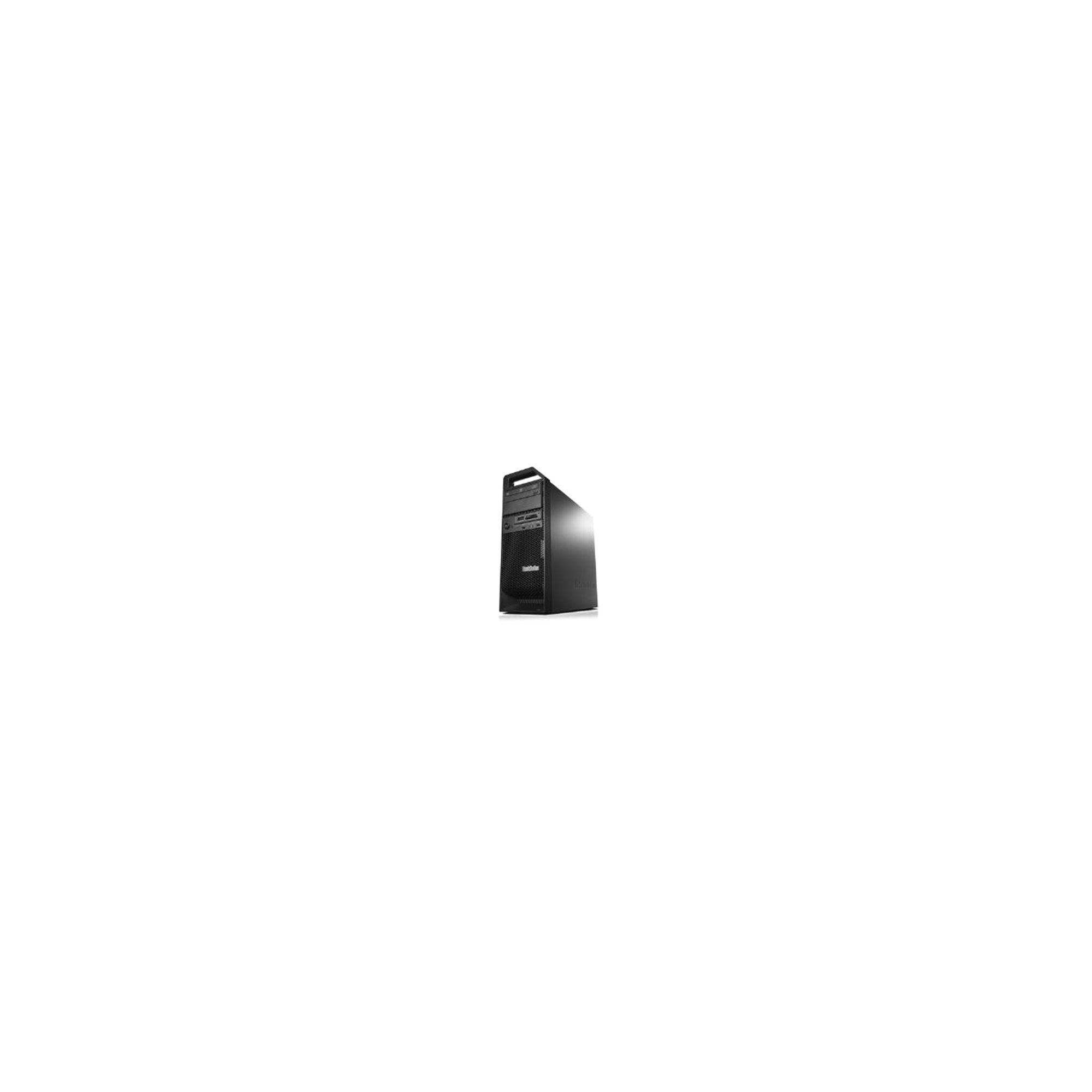 Lenovo ThinkStation S30 056855G Tower Workstation Xeon E5 (1603) 2.8GHz 4GB (1x4GB) 500GB DVD?RW LAN Windows 7 Pro 64-bit (Black)