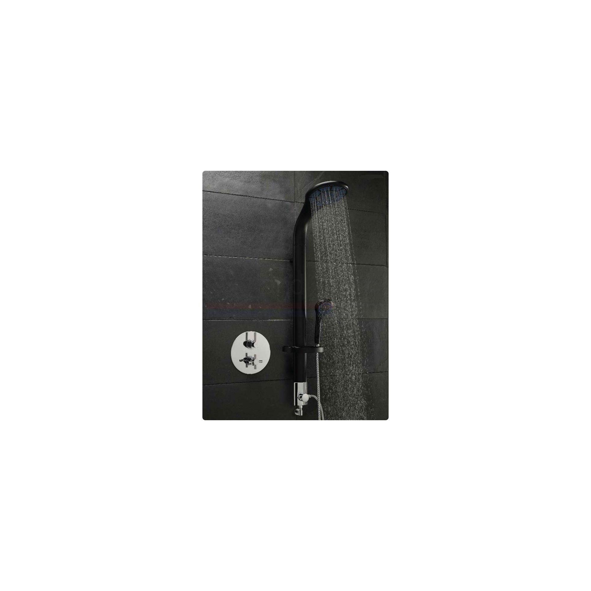 Hudson Reed Tec Twin Complete Thermostatic Mixer Shower at Tesco Direct