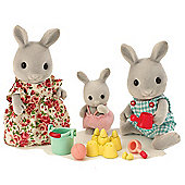 Sylvanian Families - The Babblebrook's New Arrival with Sandcastle