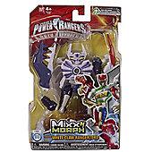 Saban's Power Rangers Mixx N Morph Samurai White Claw Rangerzord