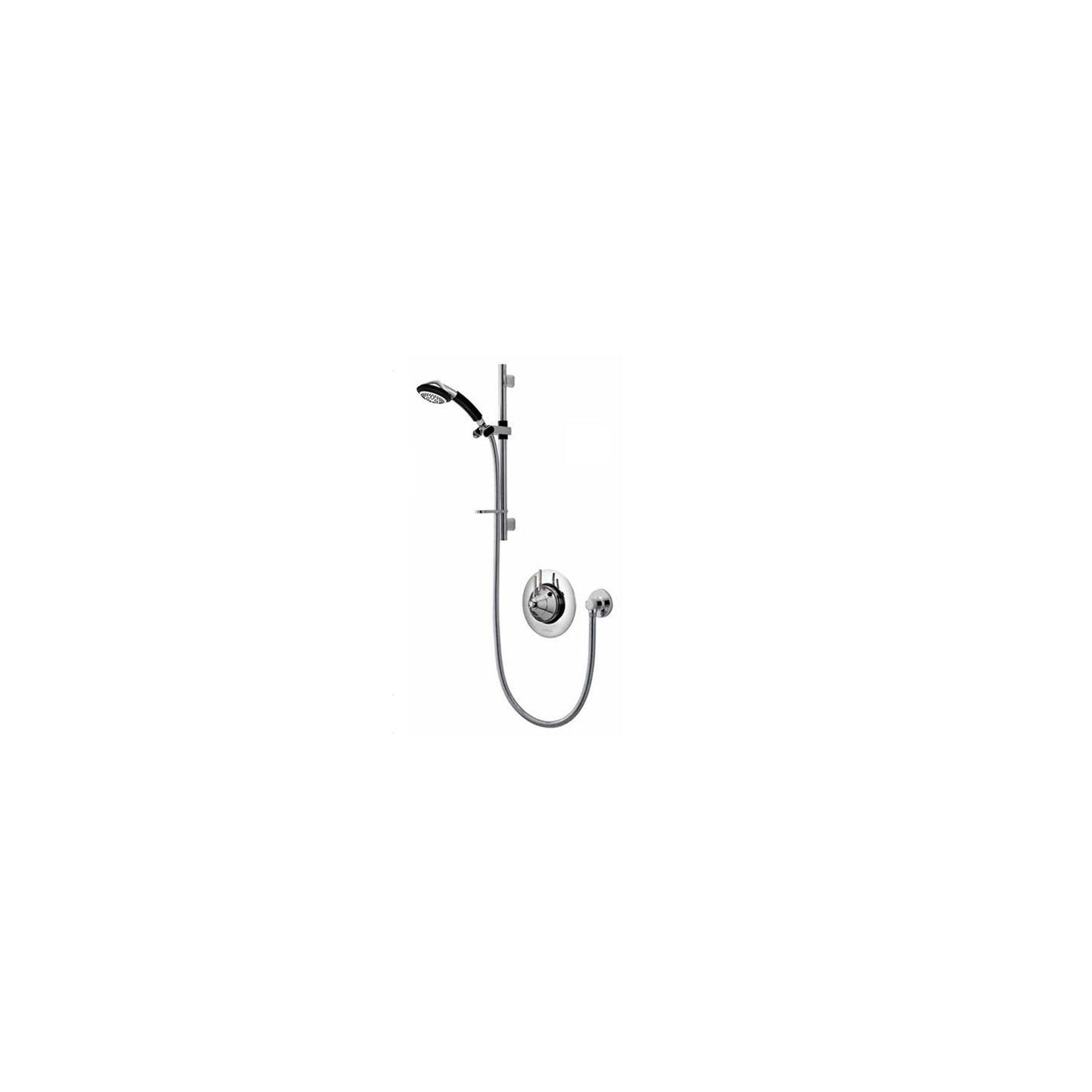 Aqualisa Axis Thermo Concealed Mixer Valve with Adjustable Head Kit at Tesco Direct