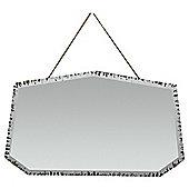 Goldsmith Antique Mirror 36 x 61cm