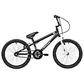 "Banzai 20"" Kids' BMX Bike, Black"