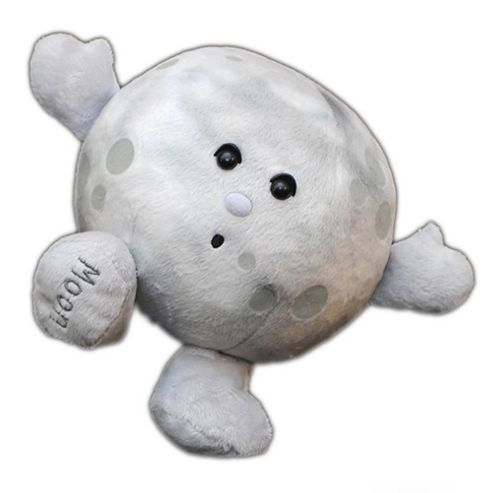 Celestial Buddies - Moon Cuddly Toy