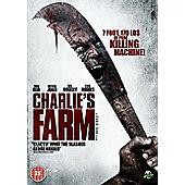 Charlie's Farm DVD