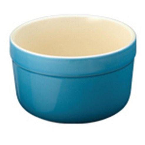 Denby Ceramic Ramekins, Set of 2, Azure Blue
