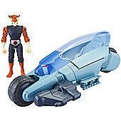 Thundercats Thunder Racer With Tygra