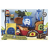 Keenway Pirate Playset Preschool