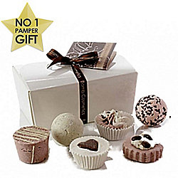 Bomb Cosmetics Bath Melts Chocolate Gift Set