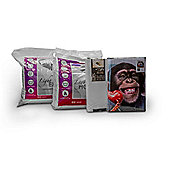 Monkey Business 13.5 Tog University Bedding Bundle - Double