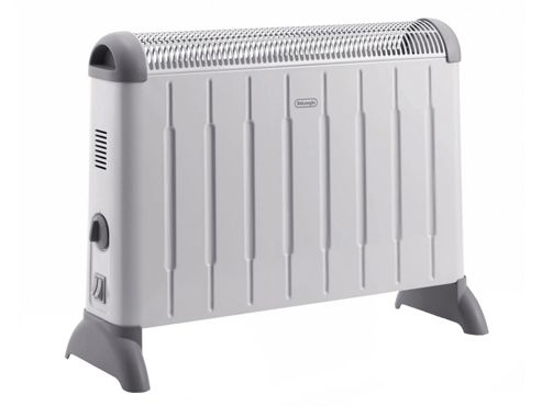 DeLonghi HCM2030 Portable Mini Electric Convector Heater White