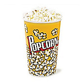 Popcorn Cups, 46oz, Set of 4