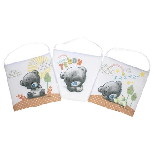 Tiny Tatty Teddy Wall Art Padded Pictures
