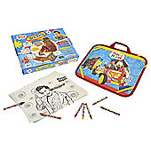 MISTER MAKER TRAVEL DESK