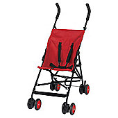 Tesco My Baby Stroller, Red