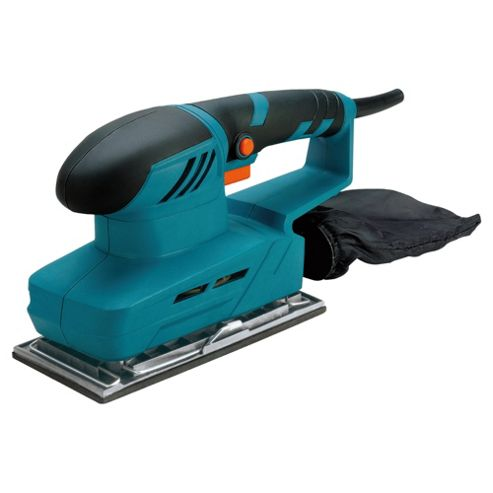 Tesco 180W 1/3 Sheet Sander