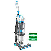 Vax U88-AMM-Pe Upright Bagless Vacuum Cleaner, A Energy Rating