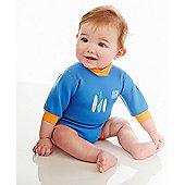 Splash About Baby Snug Mini Wetsuit - Surfs Up - Blue
