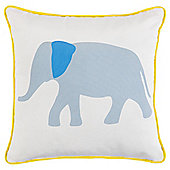 Tesco Kids Elephant Cushion