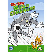 Tom And Jerry World Champions (DVD)