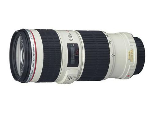 Canon 1258B005AA EF 70-200mm f/4L IS USM Telephoto Zoom Lens