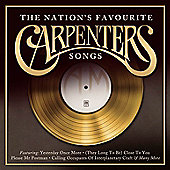 Nation's Favourite Carpenters Song CD