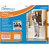 Dream Baby Auto Close Hallway Gate - White